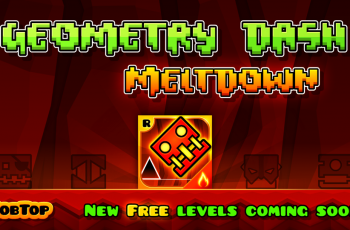 descargar geometry dash meltdown