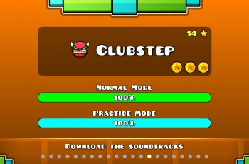 geometry dash original